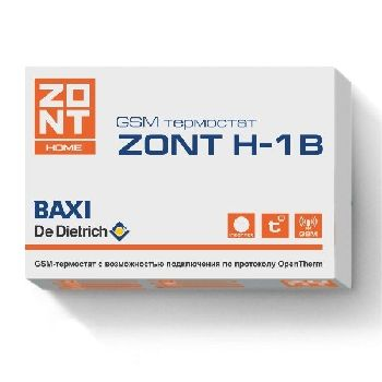 ZONT H-1B for BAXI